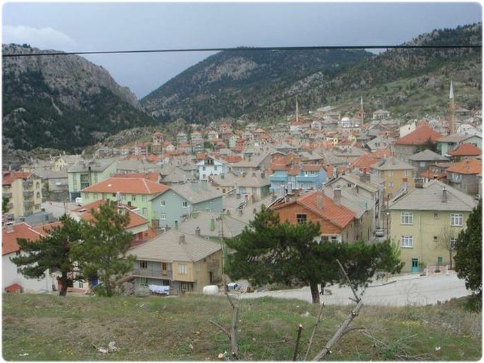 Деревня Huglu