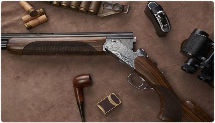Охотничье оружие Хуглу (Huglu) из Турции