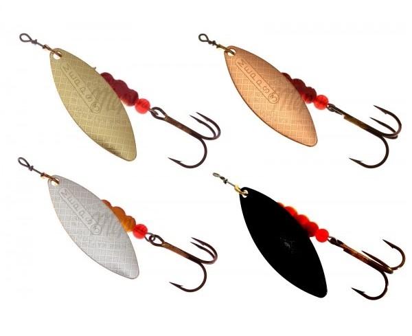 Mepps Aglia Long №3 - лучшая блесна вертушка на щуку