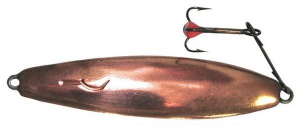 Rapala Bergman Original - лучшая блесна для отвесного блесения щуки