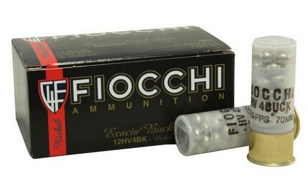 Фиоччи - лучшие патроны 12 калибра