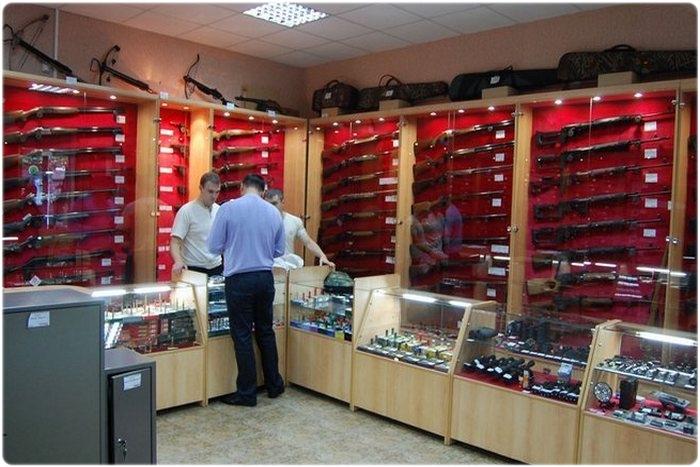 Покупка охотничьего ружья
