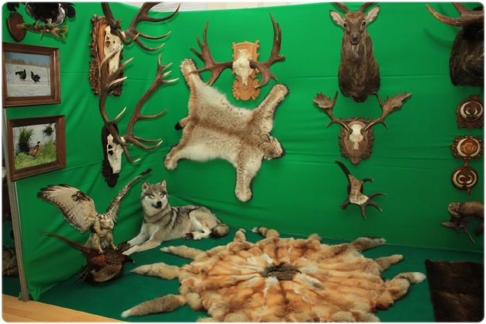 Продукция охоты