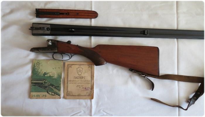 Где и как продать охотничье ружье