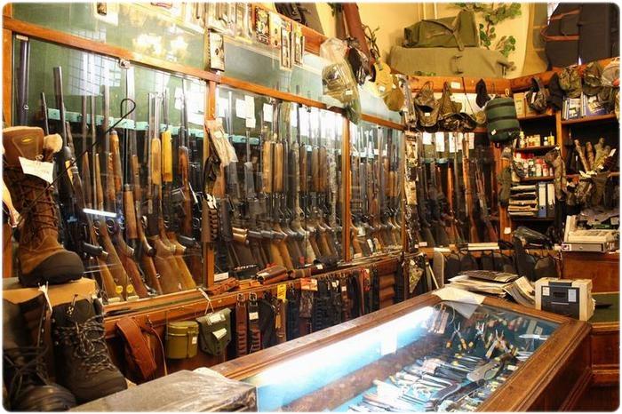 Как продать ружье через магазин